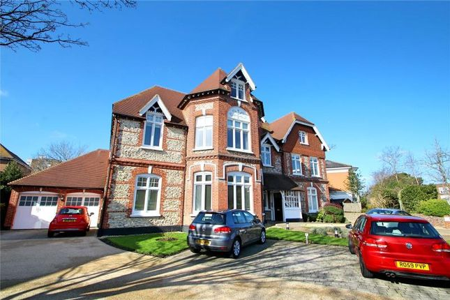 Thumbnail Flat for sale in Lomas House, 43 Wordsworth Road, Worthing