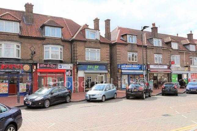 Thumbnail Flat to rent in Goresbrook Road, Dagenham