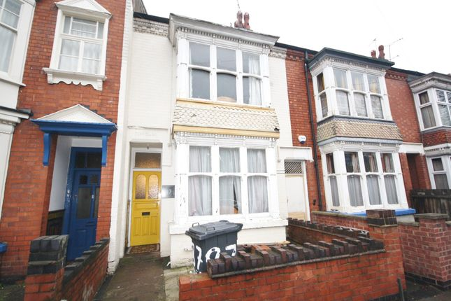Thumbnail Terraced house to rent in Upperton Road, West End, Leicester
