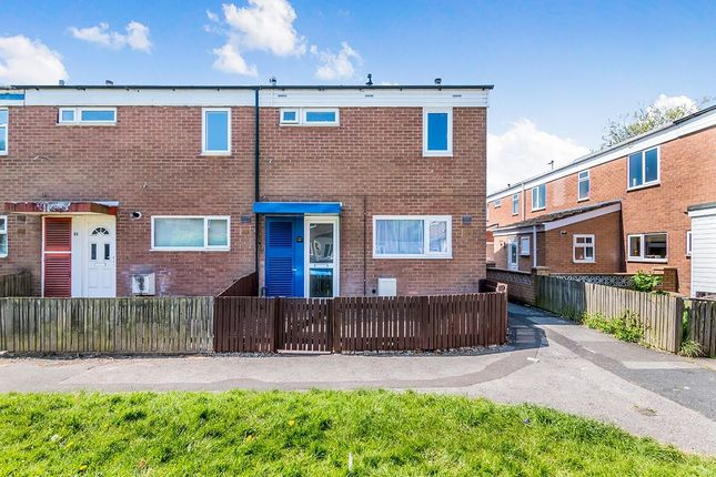 Thumbnail Terraced house to rent in Westbourne, Woodside, Telford
