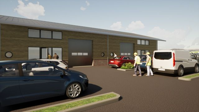 Retail premises to let in Dart Business Park, Exeter