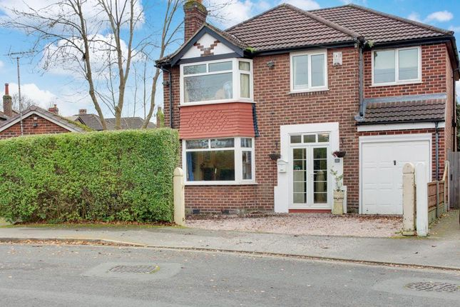 Thumbnail Detached house for sale in Glandon Drive, Cheadle Hulme, Cheadle