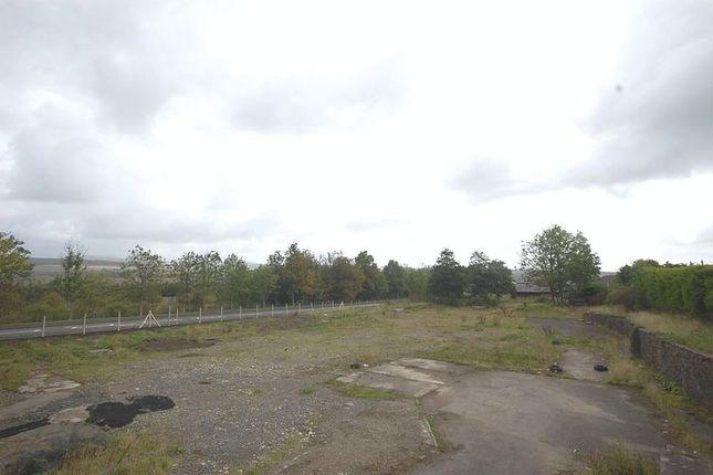 Thumbnail Land for sale in Heol Gaer, Dyffryn Cellwen, Neath
