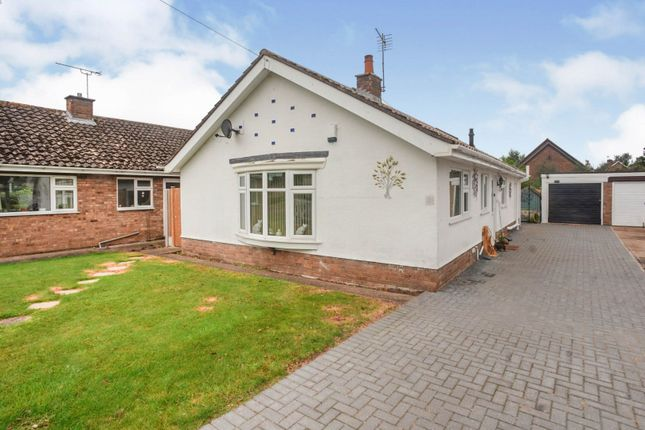 3 bed detached bungalow for sale in Meadow Close, Scothern LN2