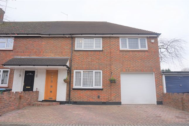 Thumbnail End terrace house for sale in Rushton Avenue, Watford