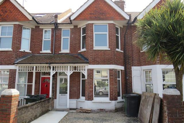 Thumbnail Property to rent in Whitley Road, Eastbourne