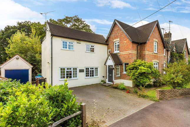 Thumbnail Semi-detached house for sale in Green Lane Cottages, Newchapel Road, Lingfield, Surrey