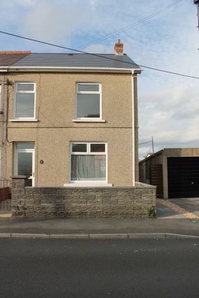 Thumbnail Semi-detached house to rent in Heol Las, Ammanford