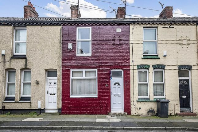 Thumbnail Terraced house to rent in Waller Street, Bootle