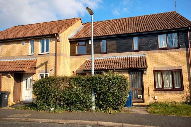 Thumbnail Terraced house to rent in Valerian Court, Cambridge, Cambridgeshire