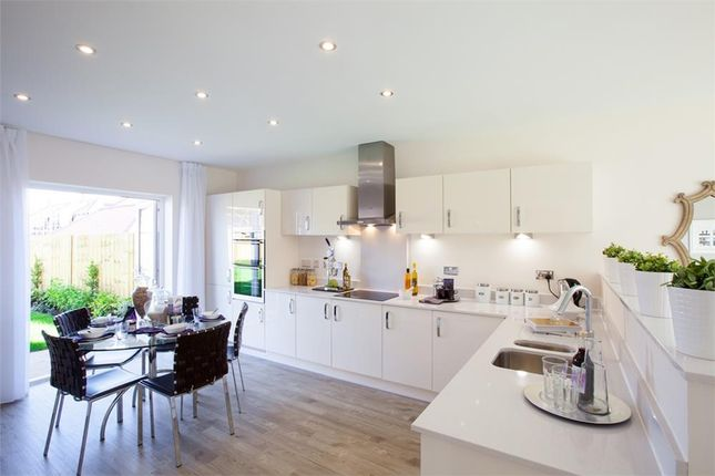 """Thumbnail Semi-detached house for sale in """"Beeley"""" at Monument Road, Chalgrove, Oxford"""