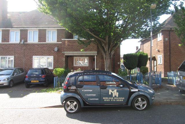 Thumbnail Maisonette to rent in Salisbury Road, Saltley, Birmingham