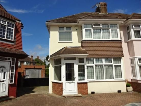 Thumbnail Semi-detached house to rent in Stamford Close, Southall
