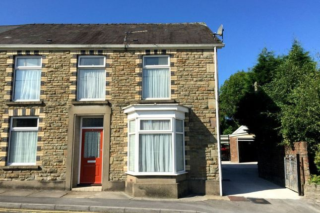 Thumbnail Flat to rent in Woodlands, Gowerton, Swansea