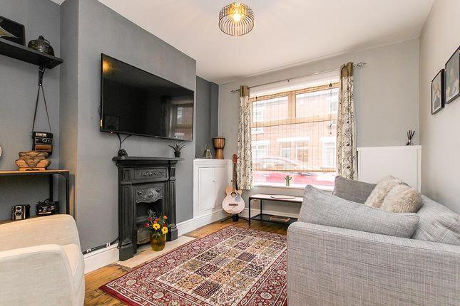 Lounge of Edwin Street, Daybrook, Nottingham NG5
