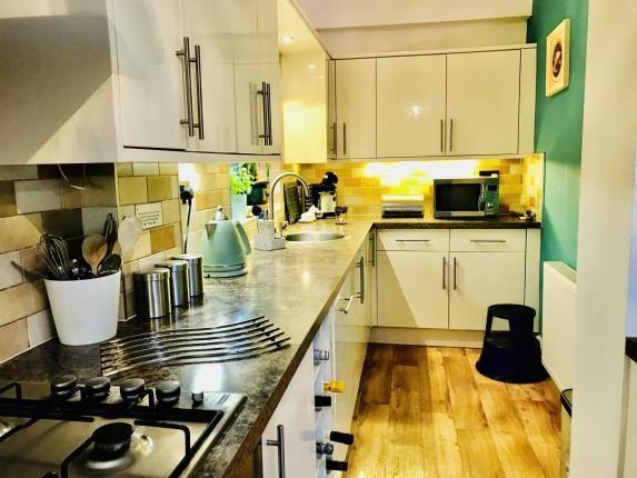 Kitchen Diner of Moorcroft Crescent, Guilden Sutton, Chester, Cheshire CH3