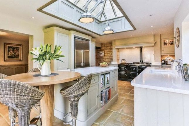 Thumbnail Detached house for sale in The Burgage, Prestbury, Cheltenham