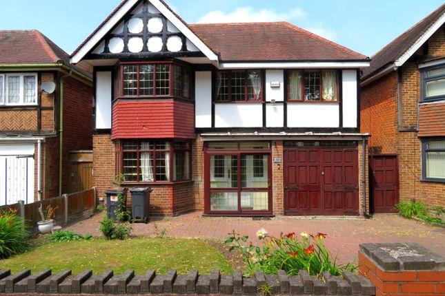 4 bed detached house to rent in Gibson Road, Handsworth, Birmingham B20
