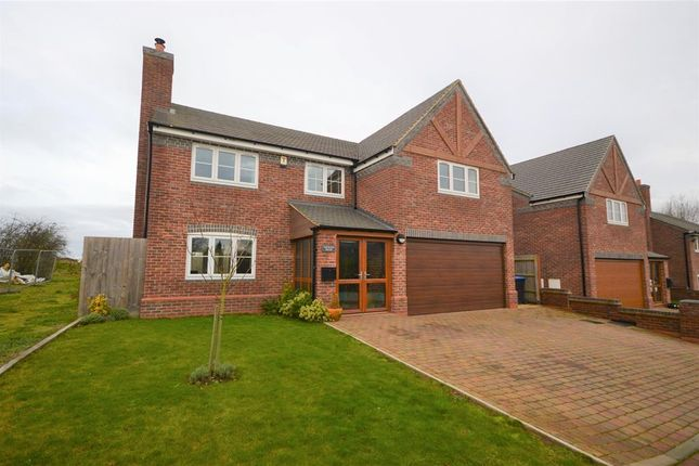 Thumbnail Detached house for sale in Main Street, Ashby Parva, Leics