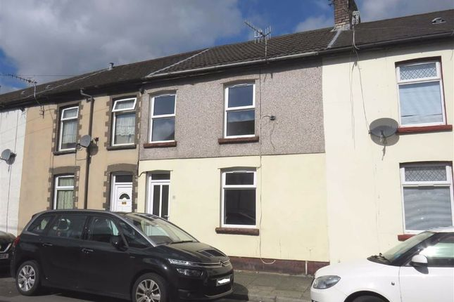 Thumbnail Terraced house to rent in Hillside Terrace, Wattstown, Porth
