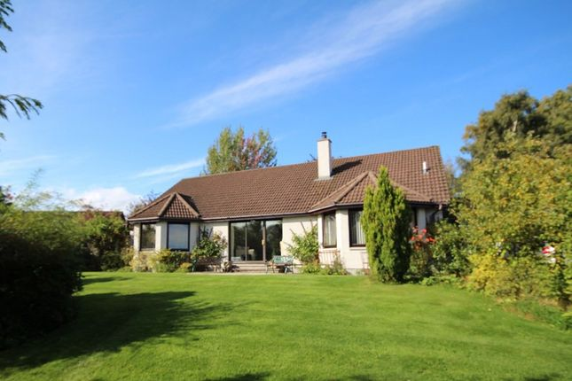 Thumbnail 3 bed detached house for sale in 4 Torwood Way, Tore, Highland.