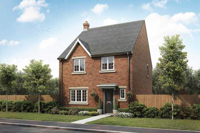 "4 bed semi-detached house for sale in ""The Mylne"" at Cowslip Drive, Deeping St. James, Peterborough PE6"