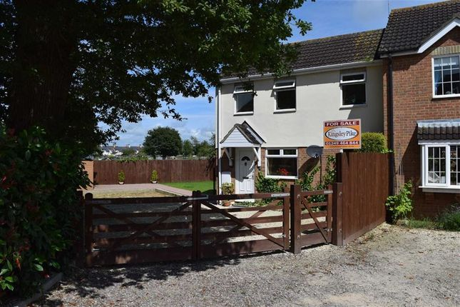 2 bed semi-detached house for sale in Crown Close, Chippenham, Wiltshire