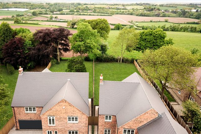 Thumbnail Detached house for sale in The Village, Hartlebury, Worcestershire