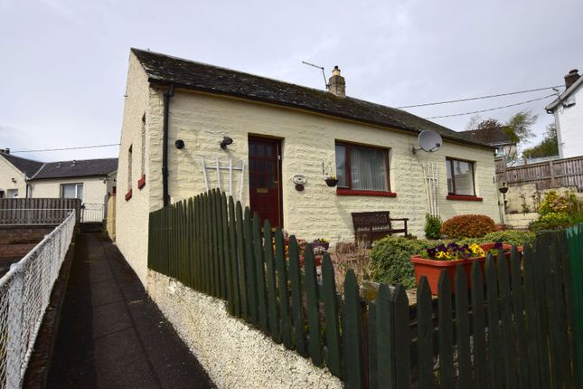 Thumbnail Detached bungalow for sale in Thornbank, Earlston