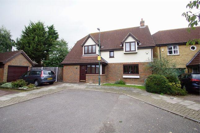 Thumbnail Detached house for sale in Elder Close, Sidcup, Kent