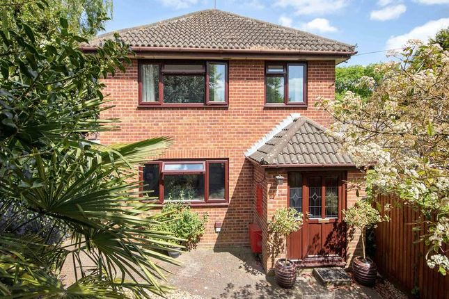 Thumbnail Detached house for sale in Eling Lane, Totton, Southampton