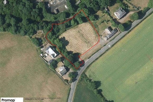 Thumbnail Land for sale in Plot 3, The Glebe, Ayton, Berwickshire, Scottish Borders