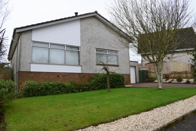 Thumbnail Bungalow to rent in Bowfield Road, West Kilbride, Ayrshire KA23,