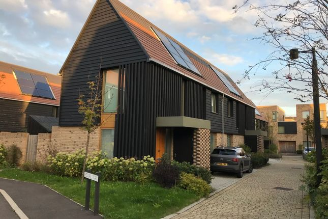 Thumbnail Semi-detached house to rent in Royal Way, Trumpington, Cambridge