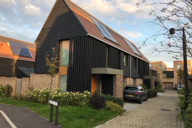 Thumbnail Semi-detached house to rent in Royal Way, Trumpington, Trumpington