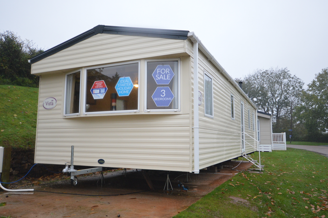 Abi Vista Now Available At Dawlish Sands Holiday Park! With The Abi Vista Your Family Can Holiday When They Like