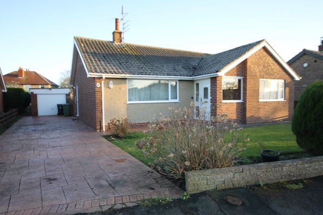 Thumbnail Detached bungalow for sale in Wharfedale, Filey