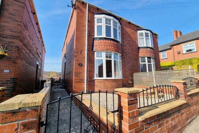 Thumbnail Semi-detached house for sale in Coniston Road, Barnsley