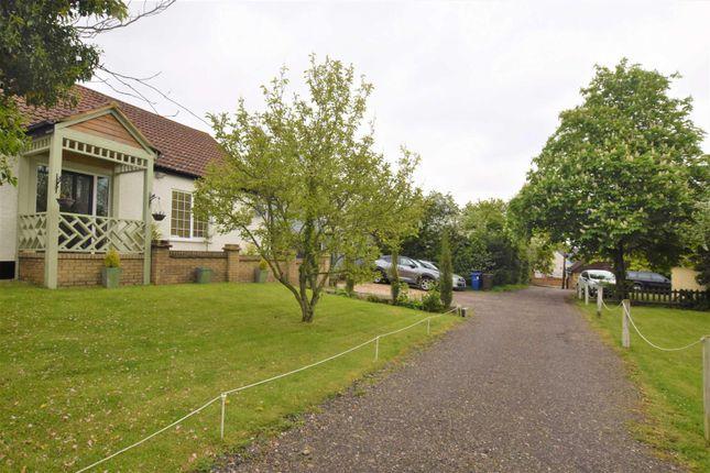 Thumbnail Semi-detached house for sale in Fort William Road, Vange, Basildon