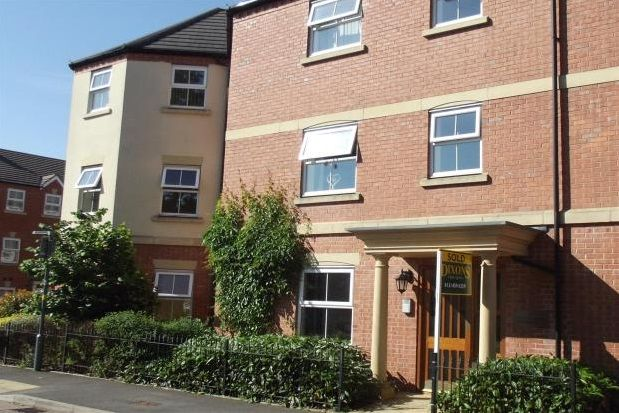 Thumbnail Flat to rent in Ratcliffe Avenue, Birmingham