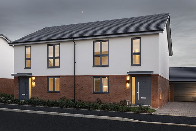 """3 bed property for sale in """"Salma"""" at William Morris Way, Tadpole Garden Village, Swindon SN25"""