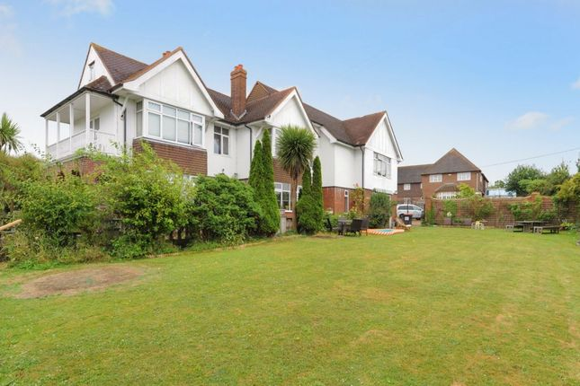 Thumbnail Detached house for sale in Clapham Hill, Whitstable