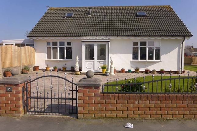 Thumbnail Detached bungalow for sale in Southway, Fleetwood