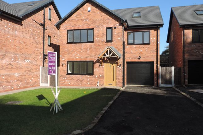 Thumbnail Detached house for sale in Gillots Hollow, Middleton Road, Royton