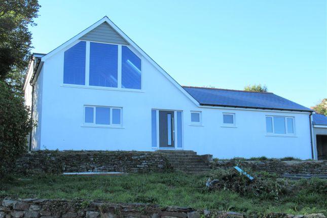 Thumbnail Detached bungalow for sale in C'est La Vie, Plas Y Fron, Fishguard
