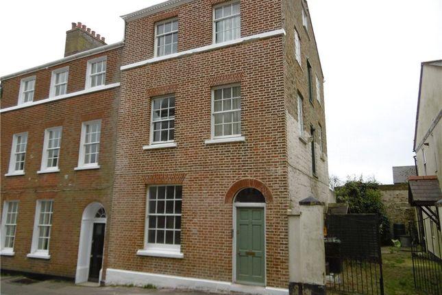 Thumbnail Flat to rent in Downes Street, Bridport