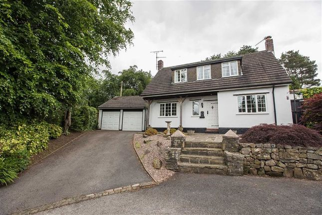 Thumbnail Detached house for sale in Birchall Lane, Leek
