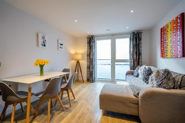 Thumbnail Flat for sale in Leetham House, Hungate, York