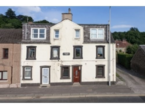 Thumbnail Flat to rent in Dundee Road, Perth