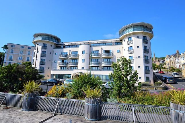 Thumbnail Flat for sale in Rozel House, Birnbeck Road, Weston-Super-Mare
